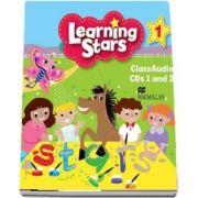 Learning Stars Level 1. Audio CD