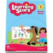 Learning Stars Level 1. Maths Book