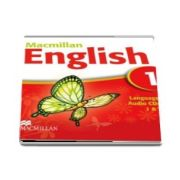 Macmillan English 1. Language, 2 CD