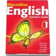 Macmillan English 1. Teachers Guide