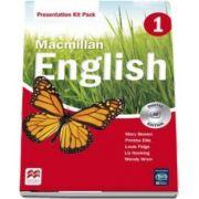 Macmillan English Level 1. Presentation Kit Pack