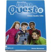 English Quest Level 6. Class Audio CD