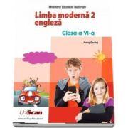Manual de limba engleza pentru, clasa a VI-a - Limba moderna 2 de Jenny Dooley
