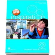 Inspiration Level 2. Students Book, New Edition