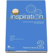 Inspiration Level 2. Teachers Book and Test CD and Class Audio CD Pack, New Edition