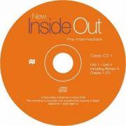 New Inside Out. Pre-Intermediate Class Audio CD