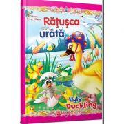 Ratusca cea urata (bilingva romana-engleza)