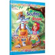 Scufita Rosie (bilingva romana-engleza)