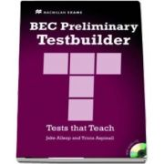 BEC Preliminary Testbuilder and CD Pack