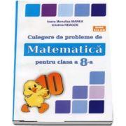Culegere de probleme de matematica, PUISORUL, pentru clasa a VIII-a - Editia 23, revizuita si adaugita