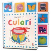 Culori - colectia Bebe invata