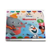 Disney Baby. Numere