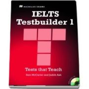IELTS Testbuilder. Students Book with key Pack, 1st edition
