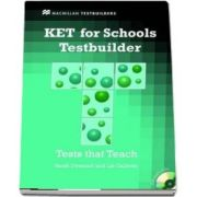 KET for Schools. Testbuilder Students Book with key and CD Pack