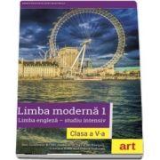 Limba moderna 1, limba engleza. Students book, pentru clasa a VI-a