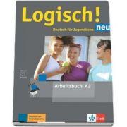 Logisch! neu A2 Deutsch fur Jugendliche Arbeitsbuch mit Audios zum Download