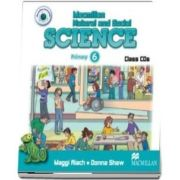 Natural and Social Science Level 6. Class Audio CD