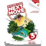 Next Move Level 3. Class Audio CD