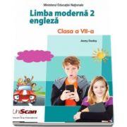 Manual de limba engleza pentru, clasa a VII-a - Limba moderna 1 - Jenny Dooley