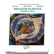 Manual de educatie plastica pentru clasa a VI-a (Adina Grigore )