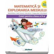 Matematica si explorarea mediului. Caiet pentru clasa a II-a