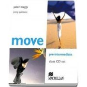 Move Pre Intermediate. Class CD