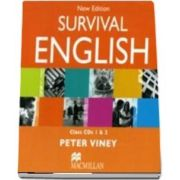 New Edition Survival English Audio CDx2