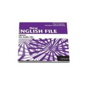 New English File Beginner Class Audio (CDs 3)