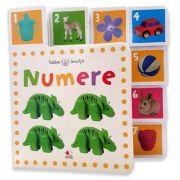 Numere - colectia Bebe invata