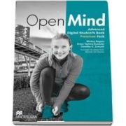Open Mind British edition Advanced Level Digital Students Book Pack Premium