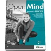 Open Mind British edition Advanced Level Students Book Pack