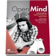 Open Mind British edition Intermediate Level Digital Students Book Pack