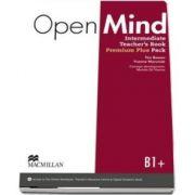 Open Mind British edition Intermediate Level Teachers Book Premium Plus Pack