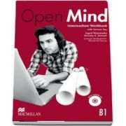 Open Mind British edition Intermediate Level Workbook Pack with key
