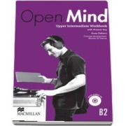 Open Mind British edition Upper Intermediate Level Workbook Pack with key