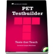 PET Testbuilder. Students Book Pack with Key