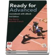 Ready for Advanced 3rd edition - key plus eBook Students Pack