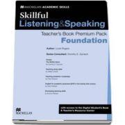 Skillful Foundation Level Listening and Speaking Teachers Book Premium Pack