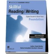 Skillful Foundation Level Reading and Writing Digital Students Book Pack