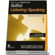 Skillful Level 1 Listening and Speaking Digital Students Book Pack