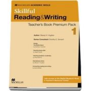 Skillful Level 1 Reading and Writing Teachers Book Premium Pack