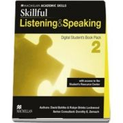 Skillful Level 2 Listening and Speaking Digital Students Book Pack