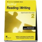 Skillful Level 2 Reading and Writing Digital Students Book Pack