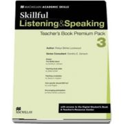 Skillful Level 3 Listening and Speaking Teachers Book Premium Pack
