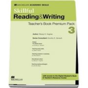 Skillful Level 3 Reading and Writing Teachers Book Premium Pack