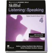 Skillful Level 4 Listening and Speaking Digital Students Book Pack