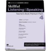 Skillful Level 4 Listening and Speaking Teachers Book Premium Pack