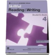 Skillful Level 4 Reading and Writing Students Book Pack