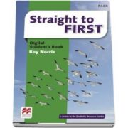 Straight to First. Digital Students Book Pack