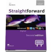 Straightforward 2nd Edition Advanced Level Digital DVD Rom Multiple User